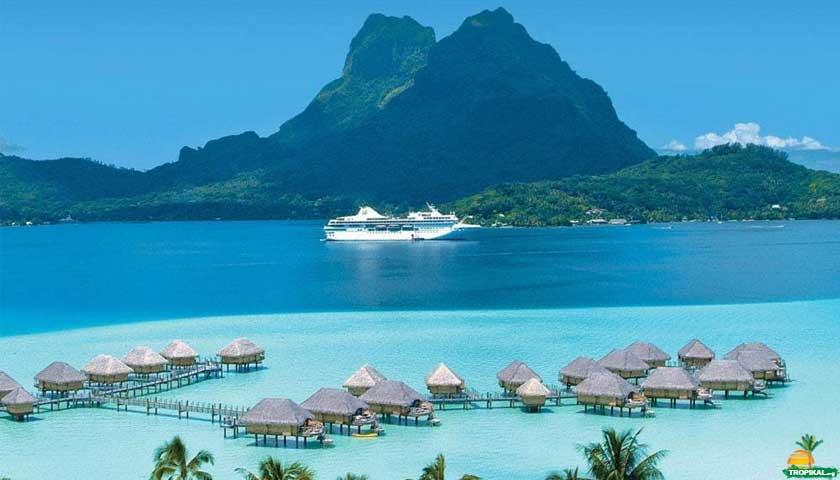 Bora Bora - Tahiti Adaları