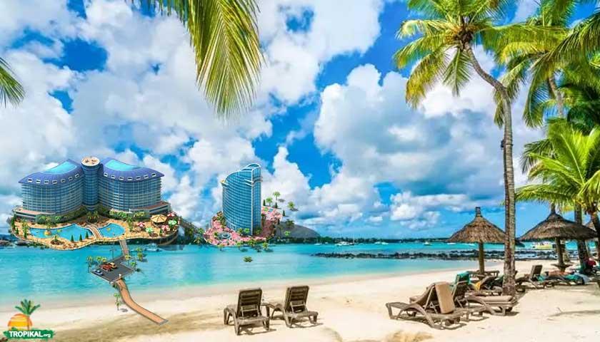 tropikal tatil ve turizm